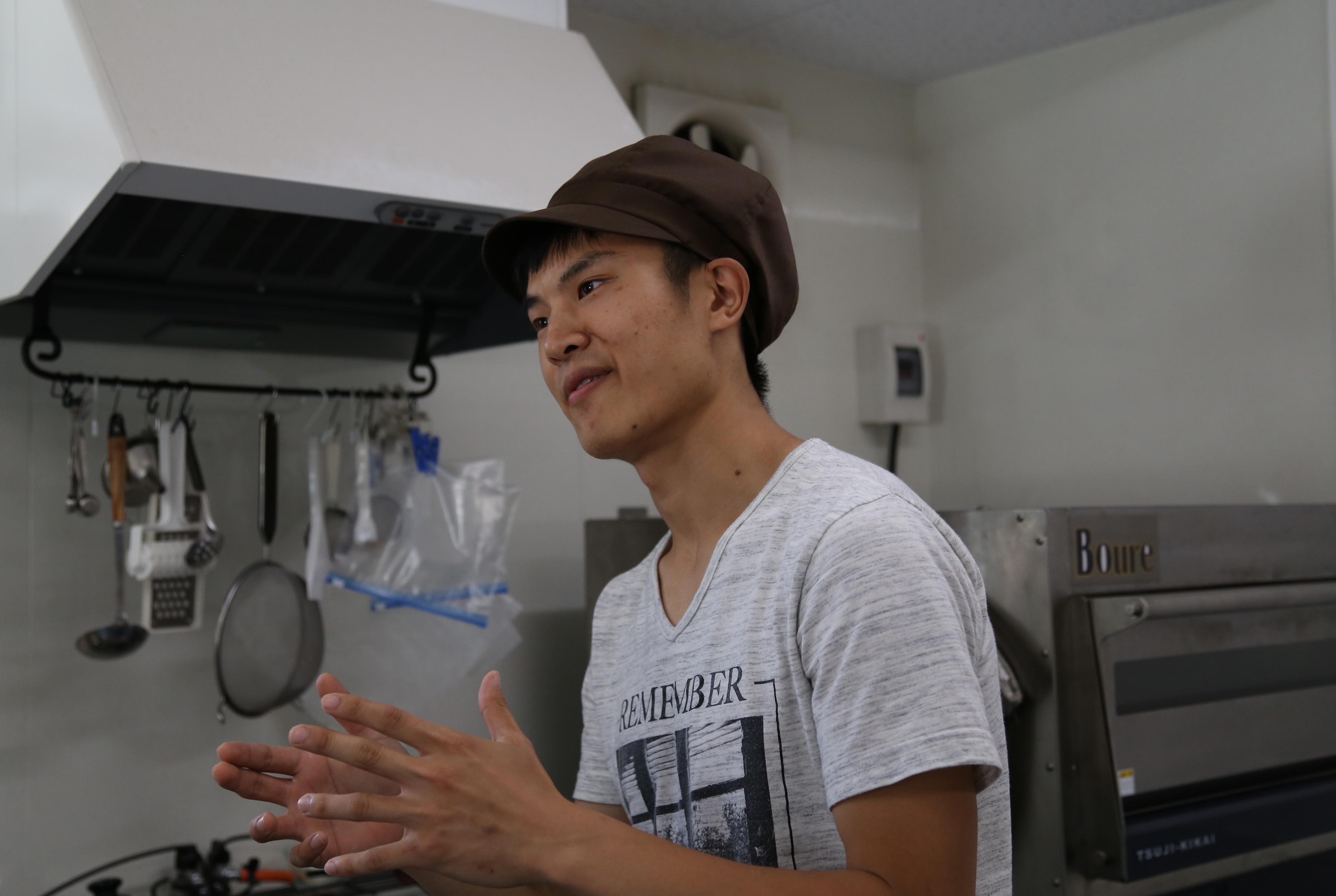 あっちゃんのお菓子工房1