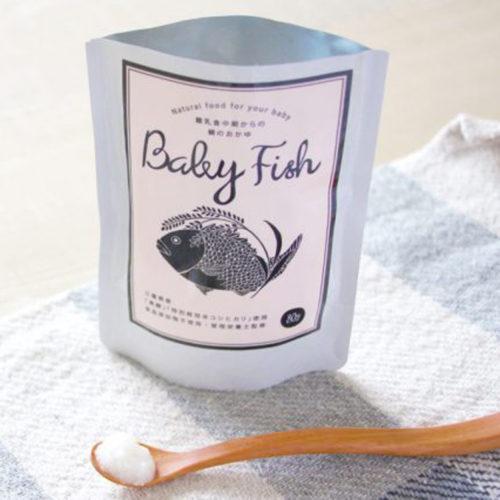 mogcook BabyFish 鯛のおかゆ
