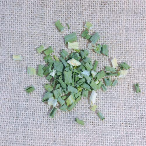 乾燥野菜(青ネギ)