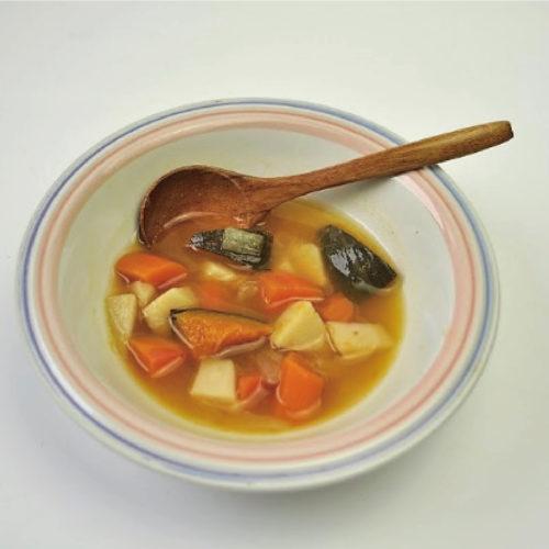 ころころ野菜のおだし煮(坂ノ途中ベビーフード)